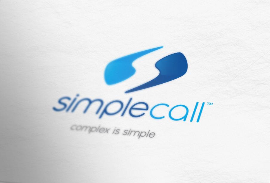 Simplecall logo